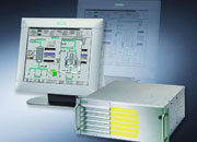 HMI/SCADA systems integration services for total automation projects, SCADA implementation, and HMI screens