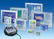 Simatic HMI systems for use with Simatic S7/S5
