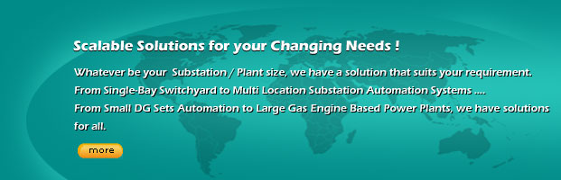 Automation of Gas Engine Based Power plants, Energy automation, DG automation